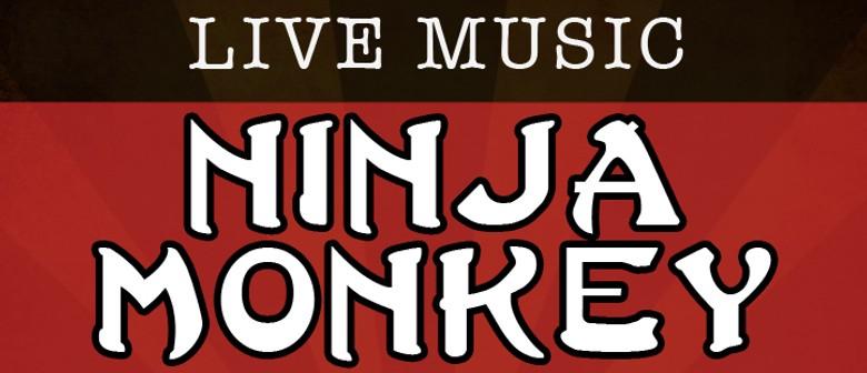 Ninja Monkey at the Kazba