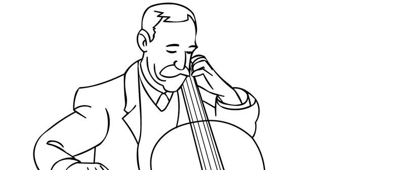 Cameron Stuart - Cello Recital