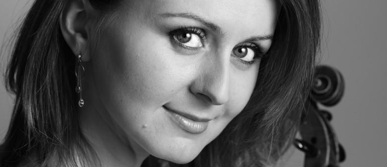 Natalia Lomeiko: Violin Recital