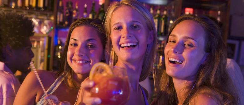 Sunset Cuvee: Ladies' Party Night