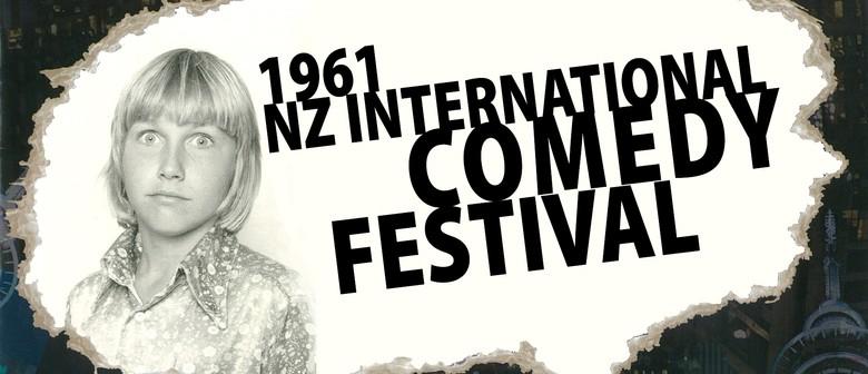 Comedy Night Brendhan Lovegrove & Michael Jones