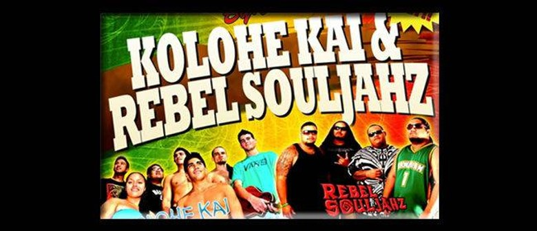 Kolohe Kai and Rebel Souljahz