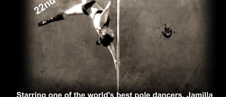 Jamilla Deville and NZ's First Pole Fitness Show/Comp