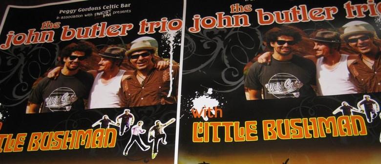 The John Butler Trio with Little Bushman