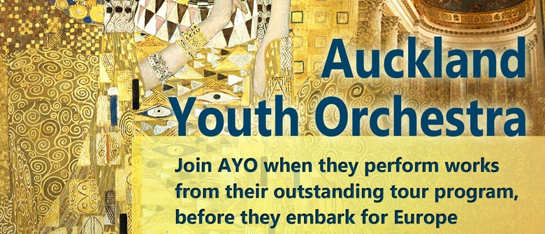 Auckland Youth Symphony Orchestra: Europa