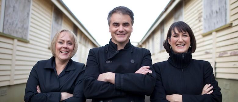 NZSM hosts NZTrio: Chamber Music Masterclass