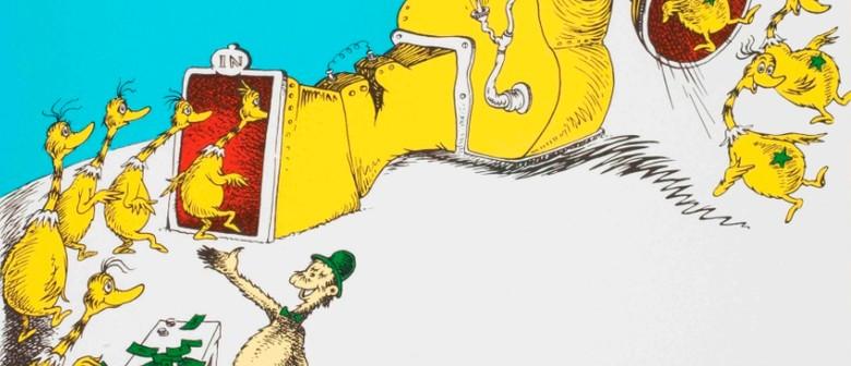The Art of Dr Seuss