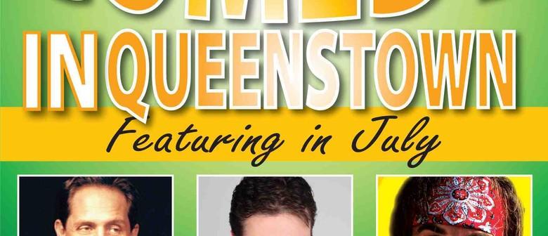Comedy in Queenstown