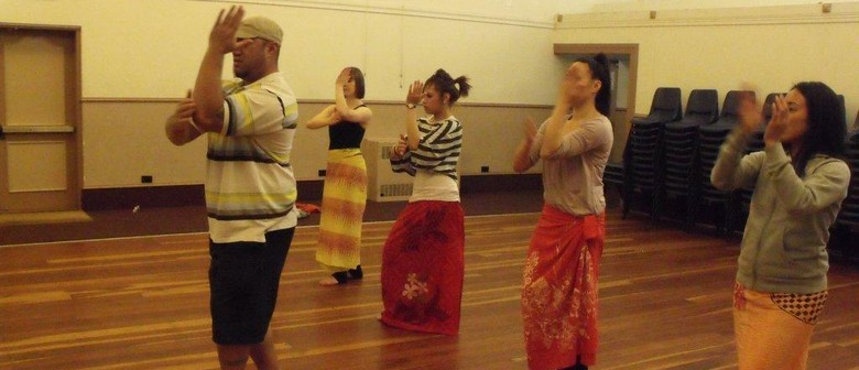 Pacific Dance Artist in Residence Showing