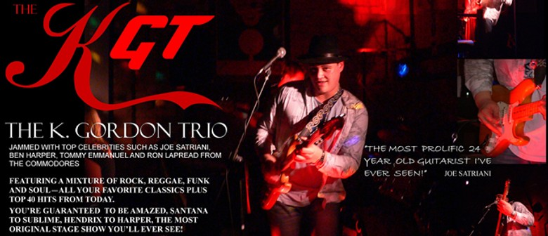 The K Gordon Trio