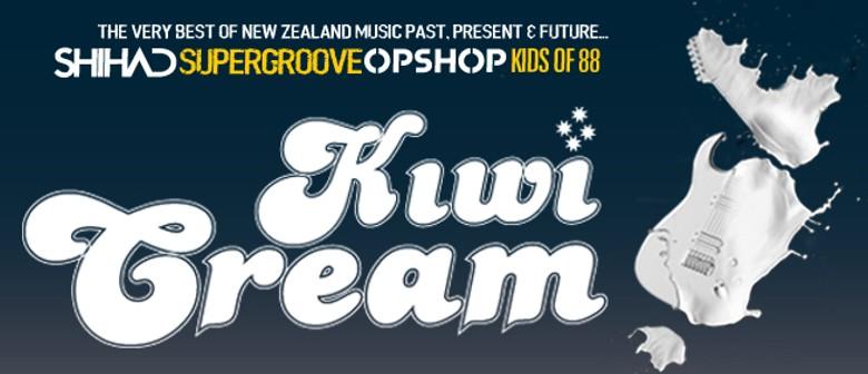 Kiwi Cream - A Showcase of Contemporary New Zealand Music
