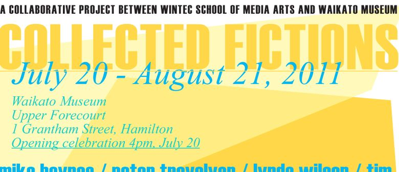 Collected Fictions - Opening Celebration