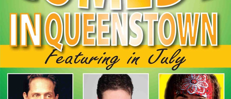 Comedy in Queenstown