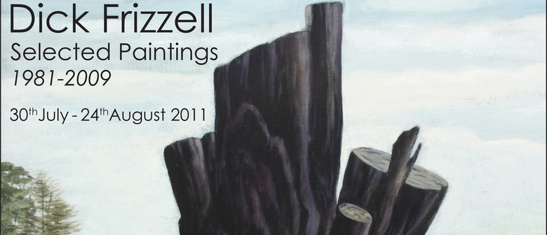 Dick Frizzell: Selected Paintings 1981 - 2009 (2011)