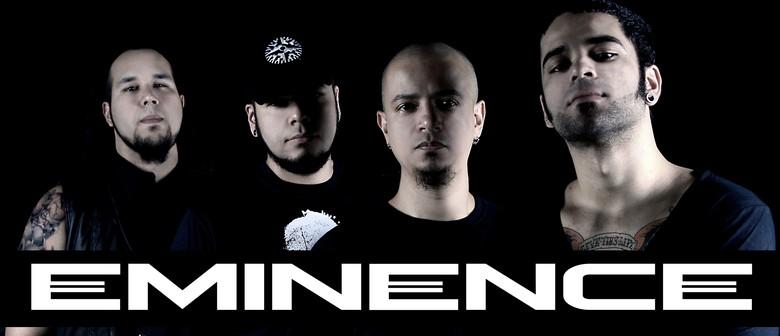 Eminence/Darklight Corporation Guns At Dawn Tour