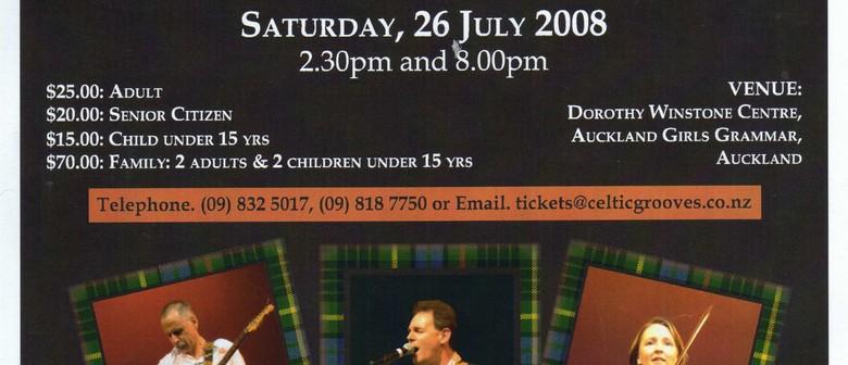Celtic Grooves Concert