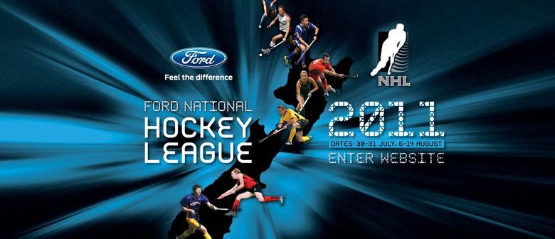 2011 Ford National Hockey League