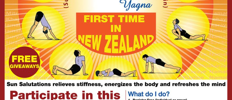 Yogathon NZ 2011