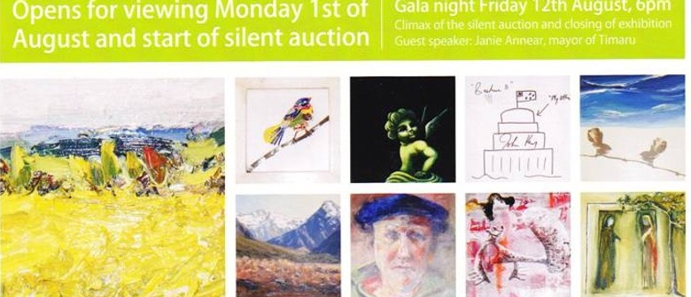 Art Works Wonders - Charity Art Auction for Cancer Society