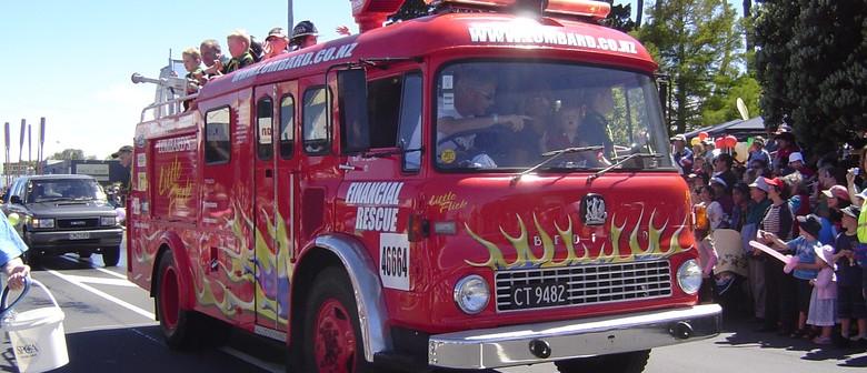 Blockhouse Bay Santa Parade and Family Fun day
