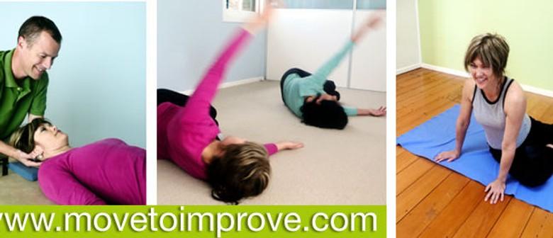 Move to Improv:, Feldenkrais Lessons with David Sullivan