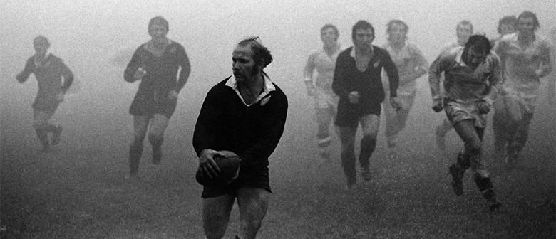 Hard on the Heels: Peter Bush Capturing the All Blacks