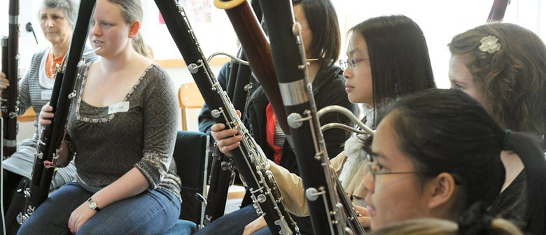 New Zealand Double Reed Day 2011
