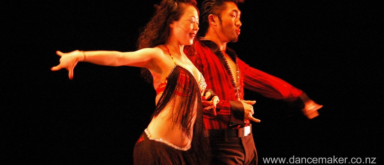 Latin Ballroom Classes: POSTPONED