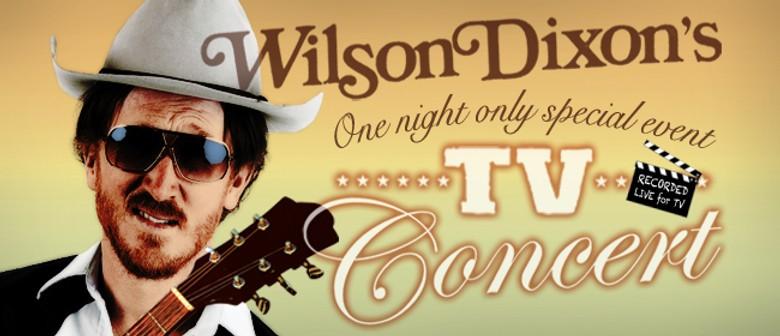 Wilson Dixon's TV Concert