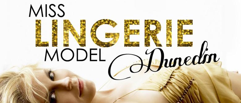 Miss Lingerie Model Dunedin 2011