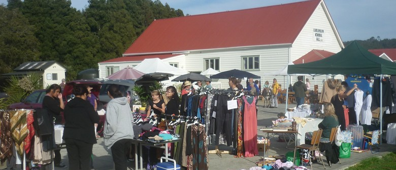 Kaukapakapa Village Market and Car Boot Fair