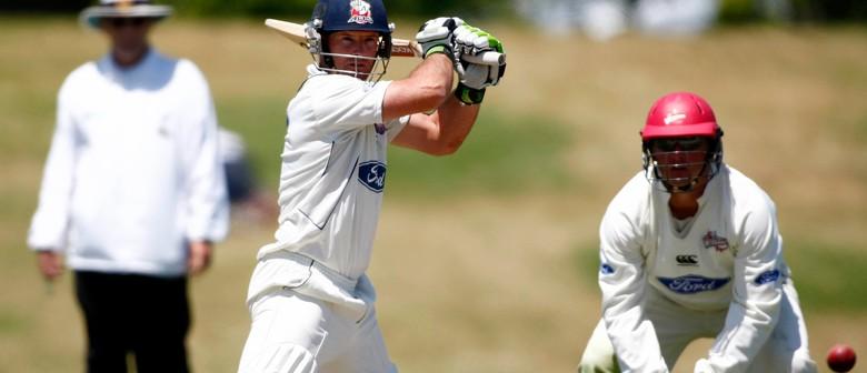 Auckland Aces v Canterbury Wizards - Plunket Shield Cricket