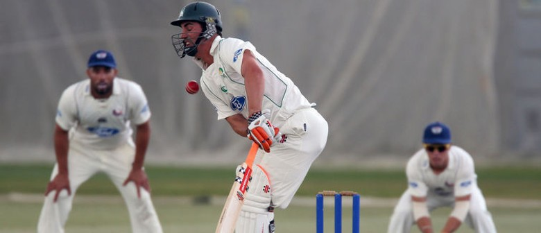Auckland Aces v Central Stags - Plunket Shield Cricket
