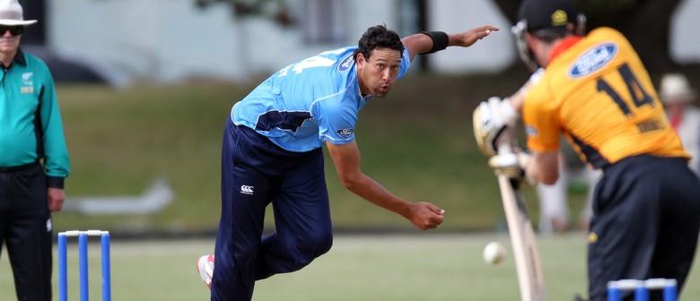 Auckland Aces v Wellington Firebirds One-Day Cricket