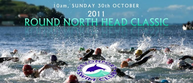 The 2011 Round North Head Classic Swim