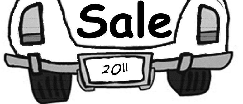 Pauatahanui Car Boot Sale 2011