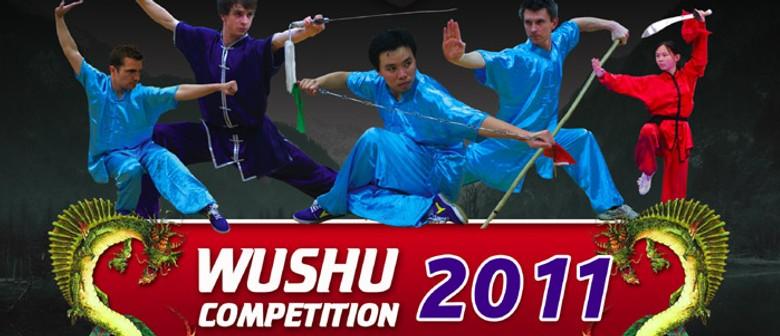 Chin Woo New Zealand 2011 Wushu Tournament