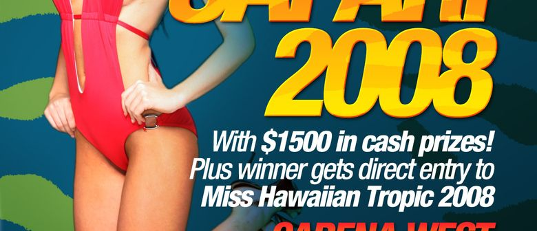 Miss Hawaiian Tropic New Zealand