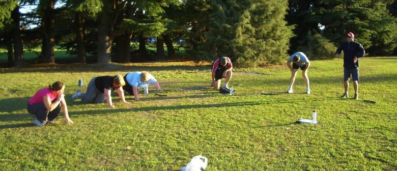 Rangiora Outdoor Fitness
