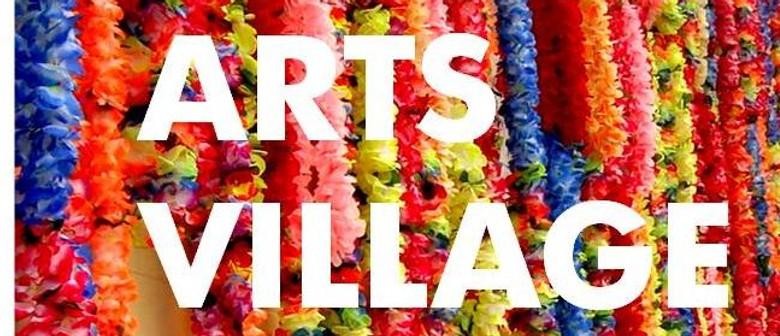 Tautai Mini Pacific Arts Village