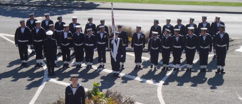 Royal New Zealand Navy 70th Anniversary Ceremony