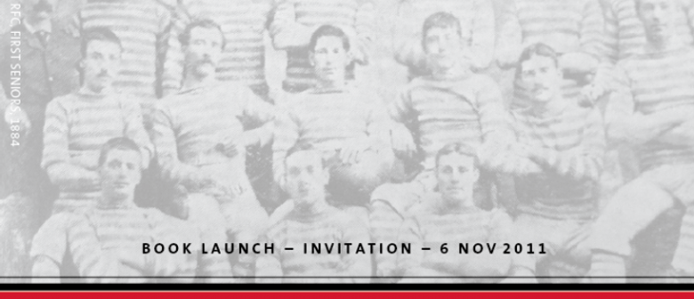 Rugby Book Launch