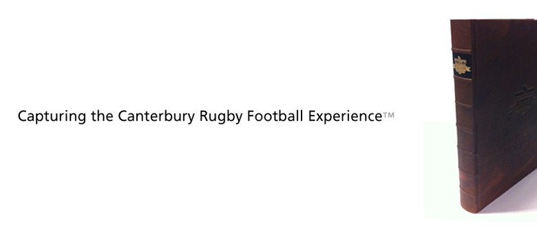 Rugby Book Launch - A&P Show