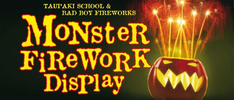 Monster Firework Display