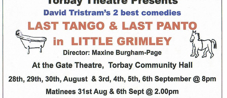 2 for 1: Last Tango and Last Panto in Little Grimley