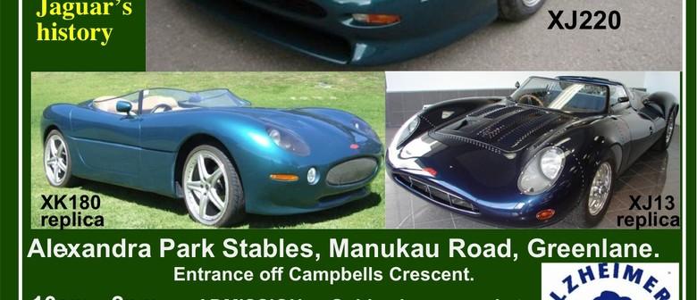 10th Annual Jaguar Show
