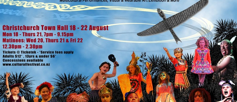Christchurch Primary Schools Cultural Festival