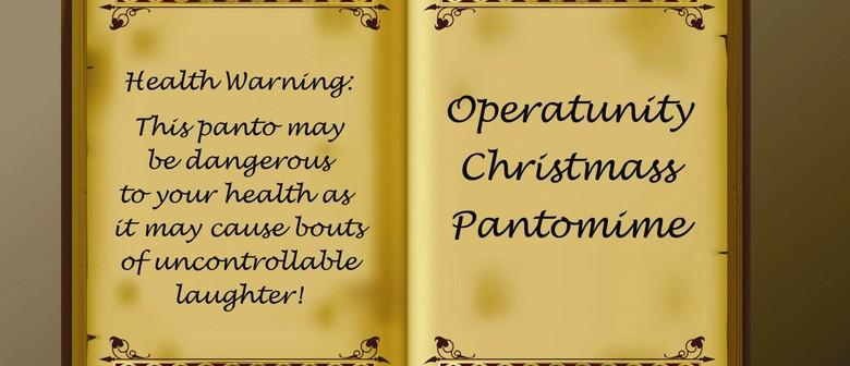 Operatunity Christmas Pantomime