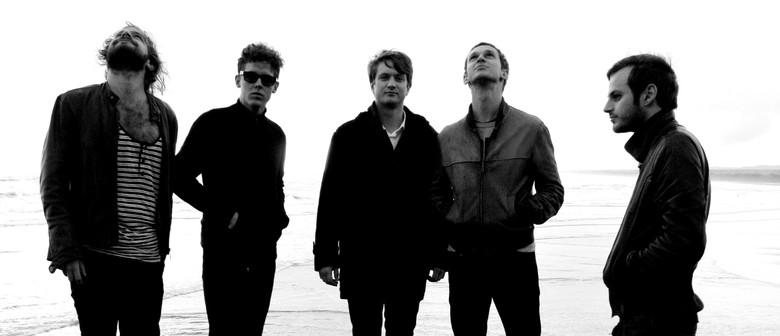 The Checks Deadly Summer Sway Album Tour 2011