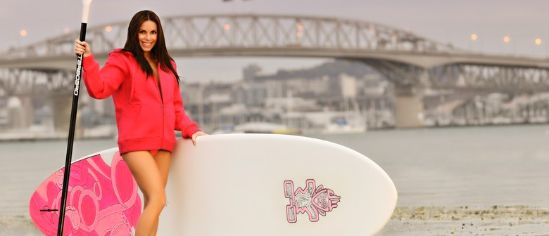 Starboard Paddle For Hope